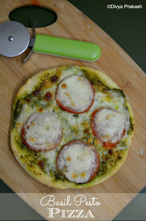 Mozzarella, Tomato And Pesto Pizza Recipes — Dishmaps