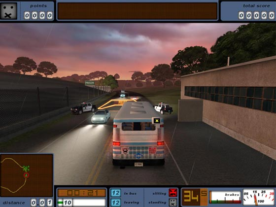 Download Game Bus Driver PC Gratis