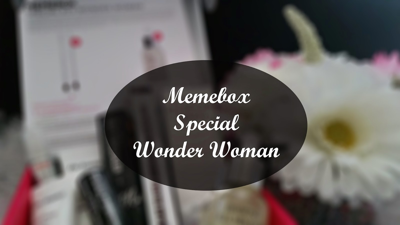 Memebox Wonder Woman Special