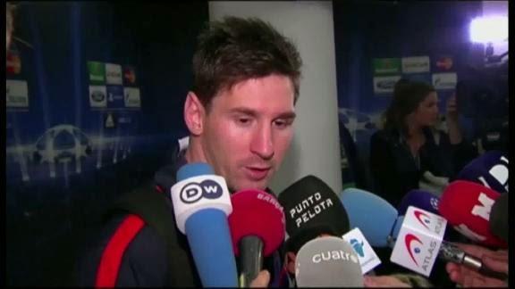 Domino Online : Penjelasan soal Proses Tes Doping Messi