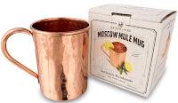 Moscow Mule Mug Video Review #TheKickingMule