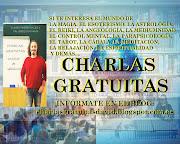 CHARLAS GRATUITAS, CURSOS Y TALLERES