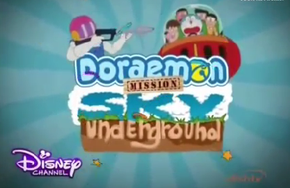 Doraemon Hindi  (Mission Sky Underground)