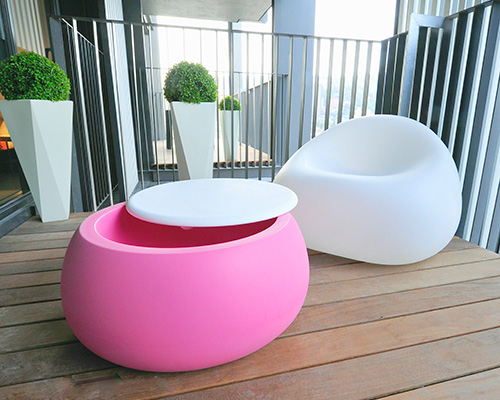 dEc design E casa: GUMBALL COLLECTION - PLUST DESIGN