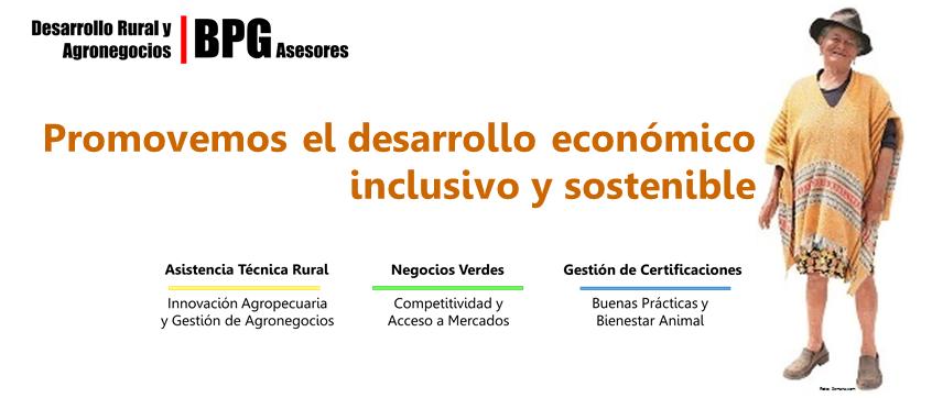 BPG Desarrollo Rural y Agronegocios