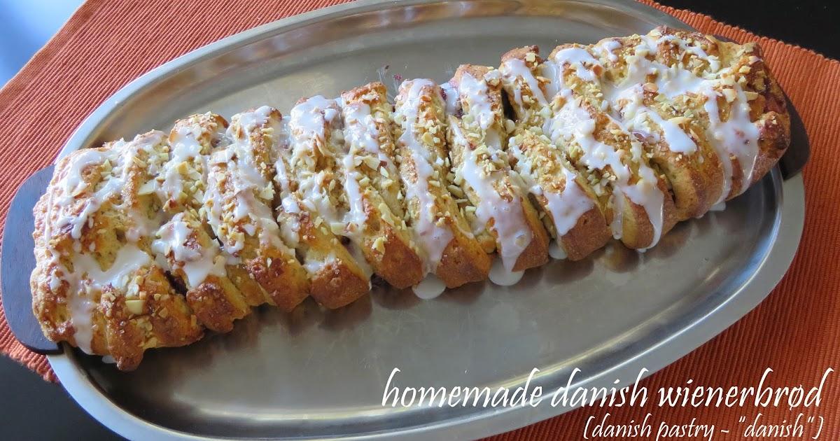 how to make danish pastry