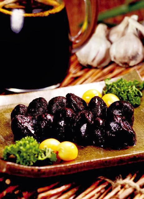 Honeyed Black Garlic