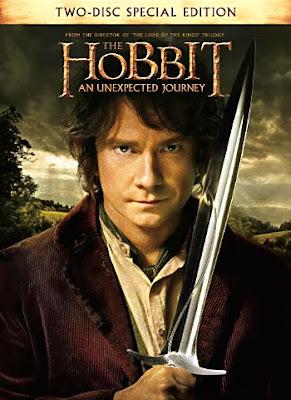 Filme Poster O Hobbit - Uma Jornada Inesperada DVDRip XviD & RMVB Legendado