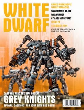 White Dwarf Weekly número 29 de agosto