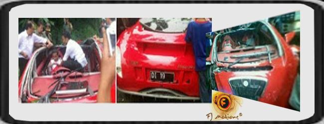 Dahlan Iskan on Accident