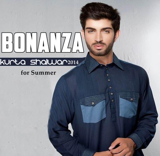 Bonanza Kurta Shalwar 2014
