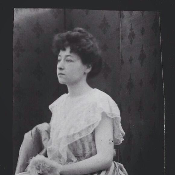 *Be Natural the story of Alice Guy Blache by Alice Guy autobiopic