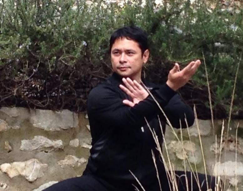 Mentoring Teacher, Master Blue Siytangco