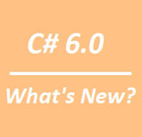 New features in C#6.0