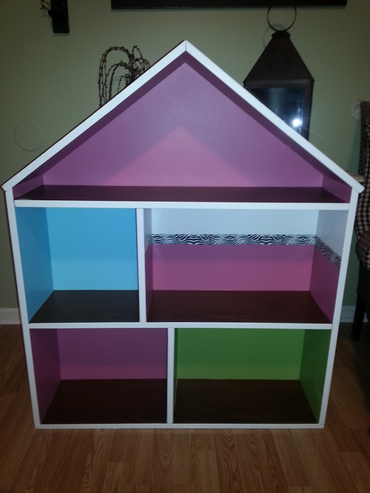 Diy barbie house dimensions