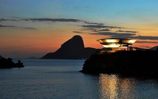 Tour Rio de Janeiro Museu de Arte Contemporânea de Niterói