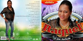 CD Raquel E Seu Teclado – Ao Vivo Em Arapiraca (2015)