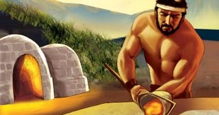 El hombre no tuvo la posibilidad de minar el hierro hasta muchos siglos después