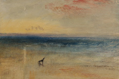 J.M.W. Turner (1775-1851), Dawn after the wreck, c.1841  