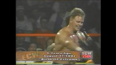 'Restling Rewind: ECW on TNN Episode 1 0008