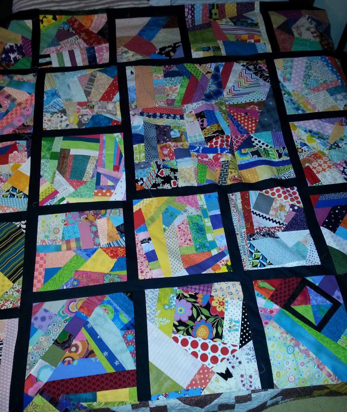 Sami's Quilts & Crafts: The wedding quilt post. :) : multiple quilt borders - Adamdwight.com