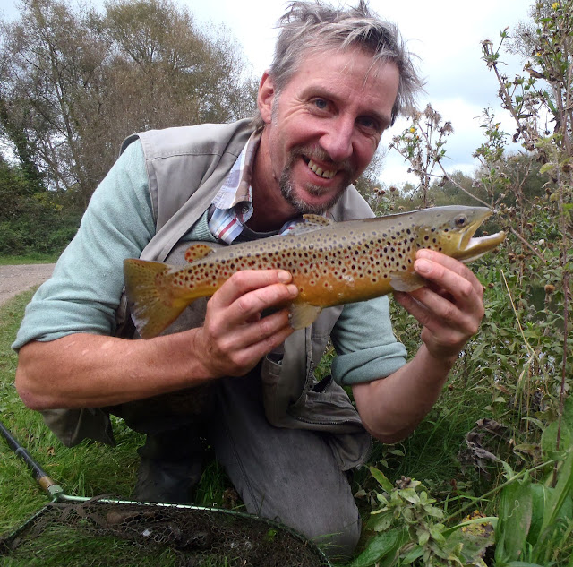 River Itchen Brown Trout