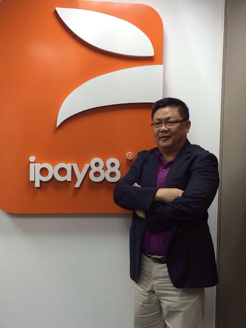 Executive Director of iPay88 Chan Kok Long