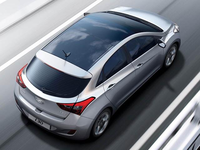 Novo Hyundai i30 2016 - Brasil
