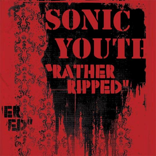 Sonic Youth, Rather Ripped, album cover