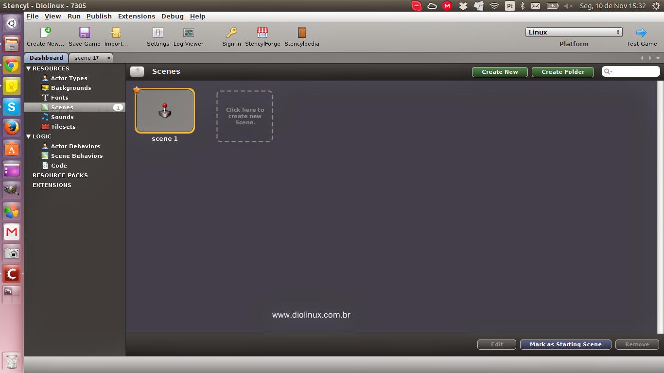 Como instalar o Stencyl no Ubuntu