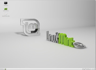 Review Linux Mint 13