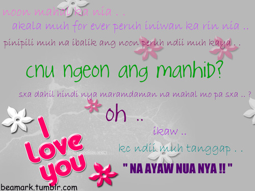 in love quotes tagalog. sad tagalog love quotes