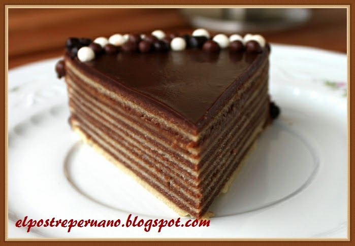 receta imperdible de postre de chocolate