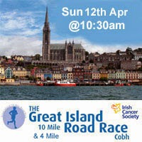 10 mile race in Cobh with a new 4 mile race also