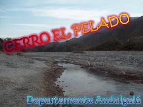 Conociendo cerros, El Pelado - Andalgalá