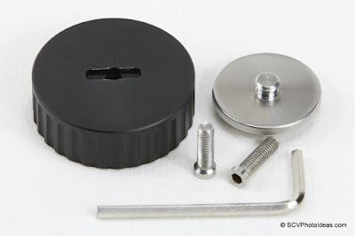 SCV-FK Flip-Kit components