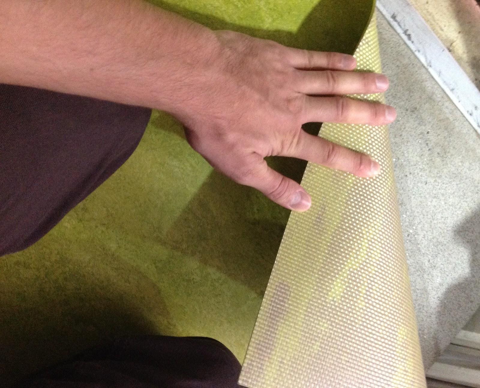 Manual de instalaci n de pavimentos tip facil uni n de - Suelo de linoleo ...
