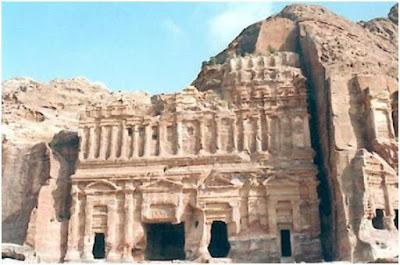 Petra,cidades do mundo perdido