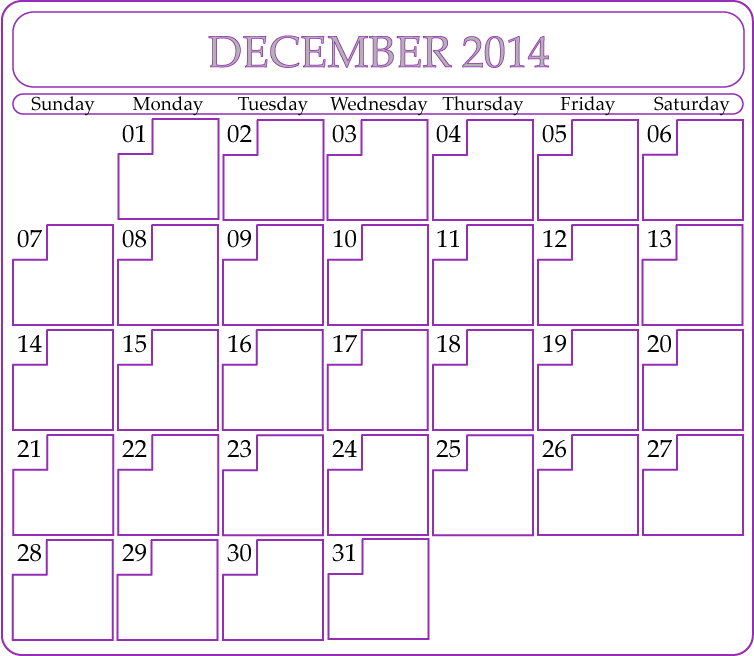 "Search Results for ""Blank Christmas Calendar For December 2014/page ..."