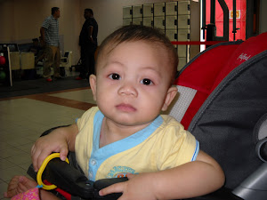 Faqeef Arrayyan 10 bulan