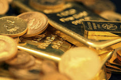 Gold posts 7th monthly decline in 8 months