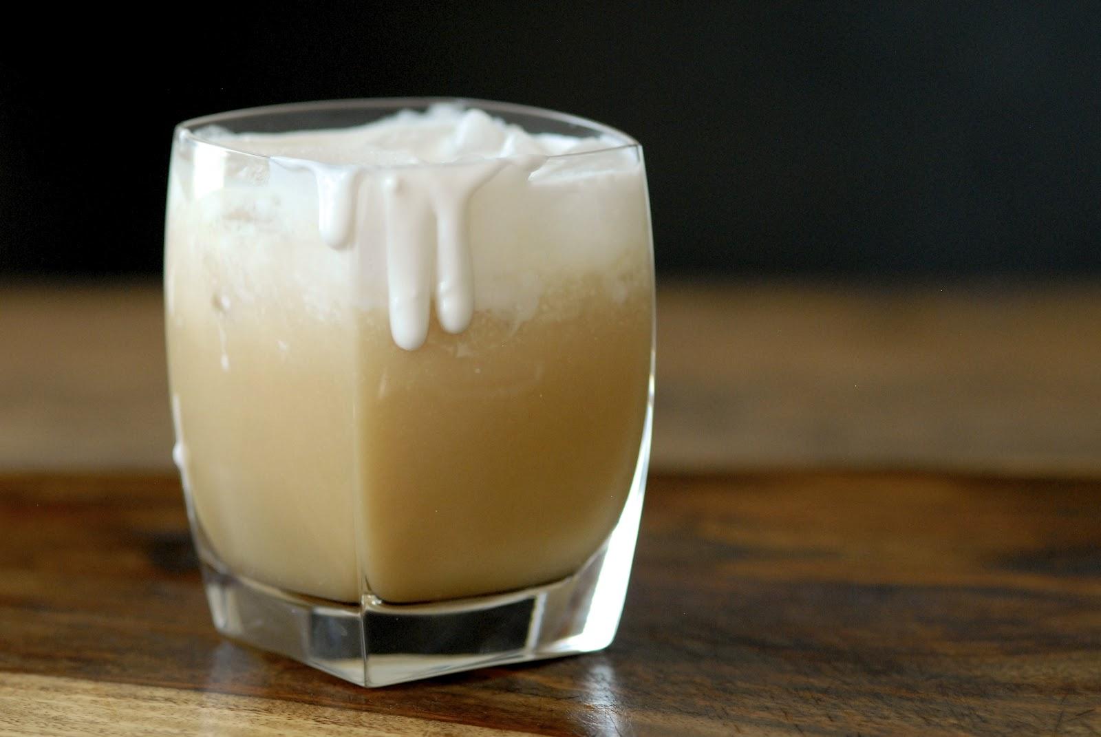 Iced Coconut Chai Tea Latte   Kumquat