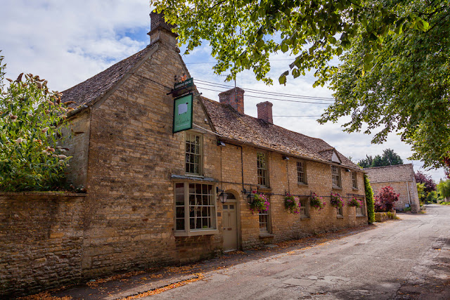 The Lamb at Shipton under Wychwood by Martyn Ferry Photography