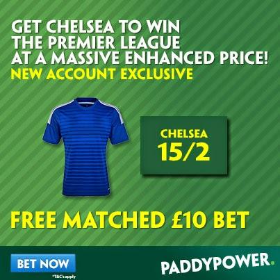 bet to win premier league