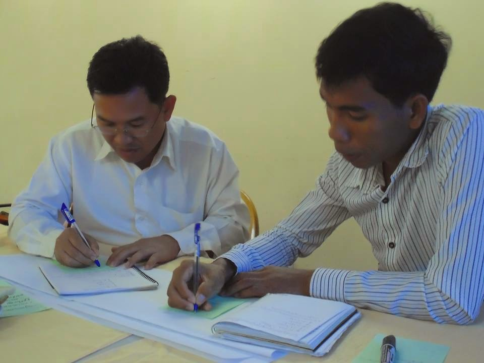 Community Organizing_Employees of Love Cambodia