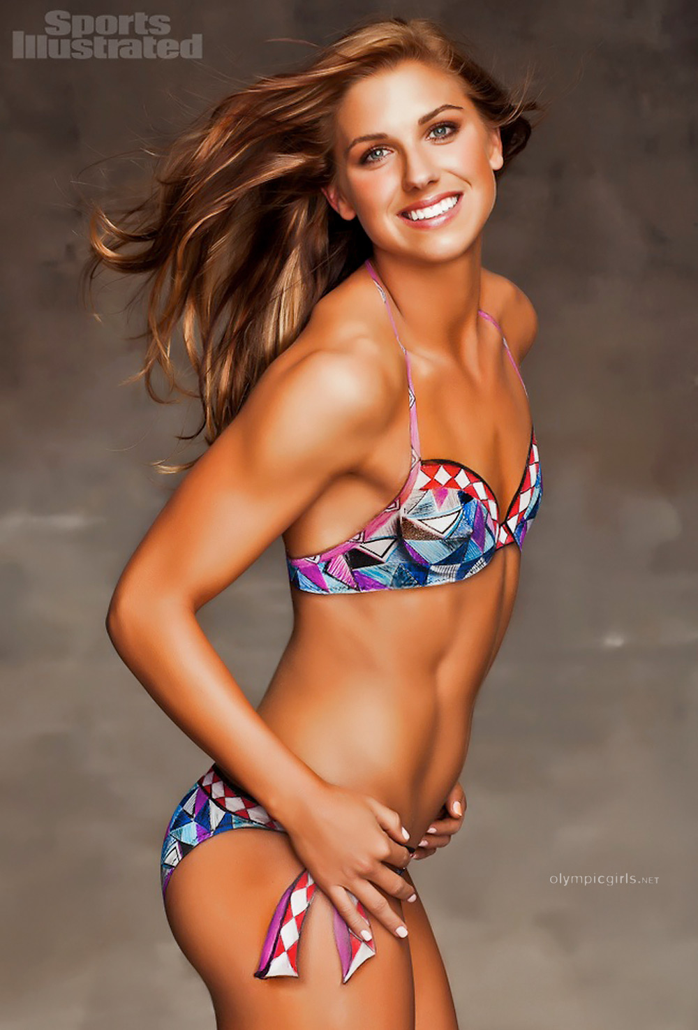 Sensual Gratification: Alex Morgan