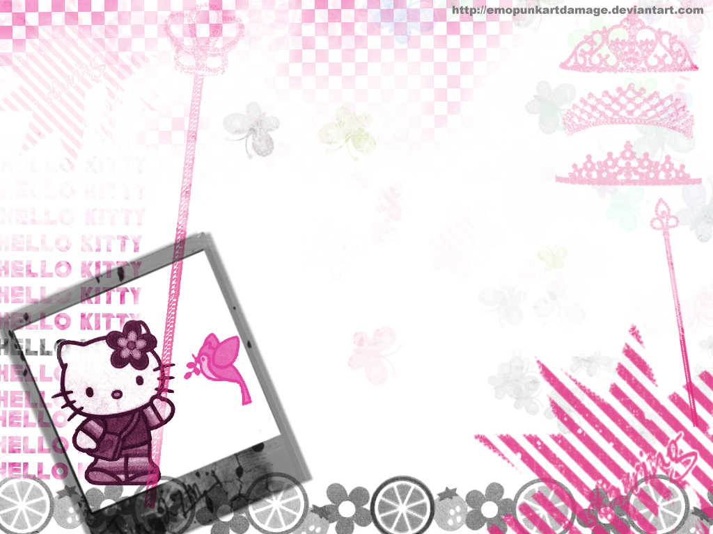 hello kitty wallpaper html original source hddesktopwallpaperblog