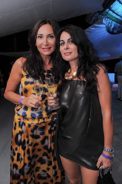 Runela Prandeli and Daniela Fasoli.