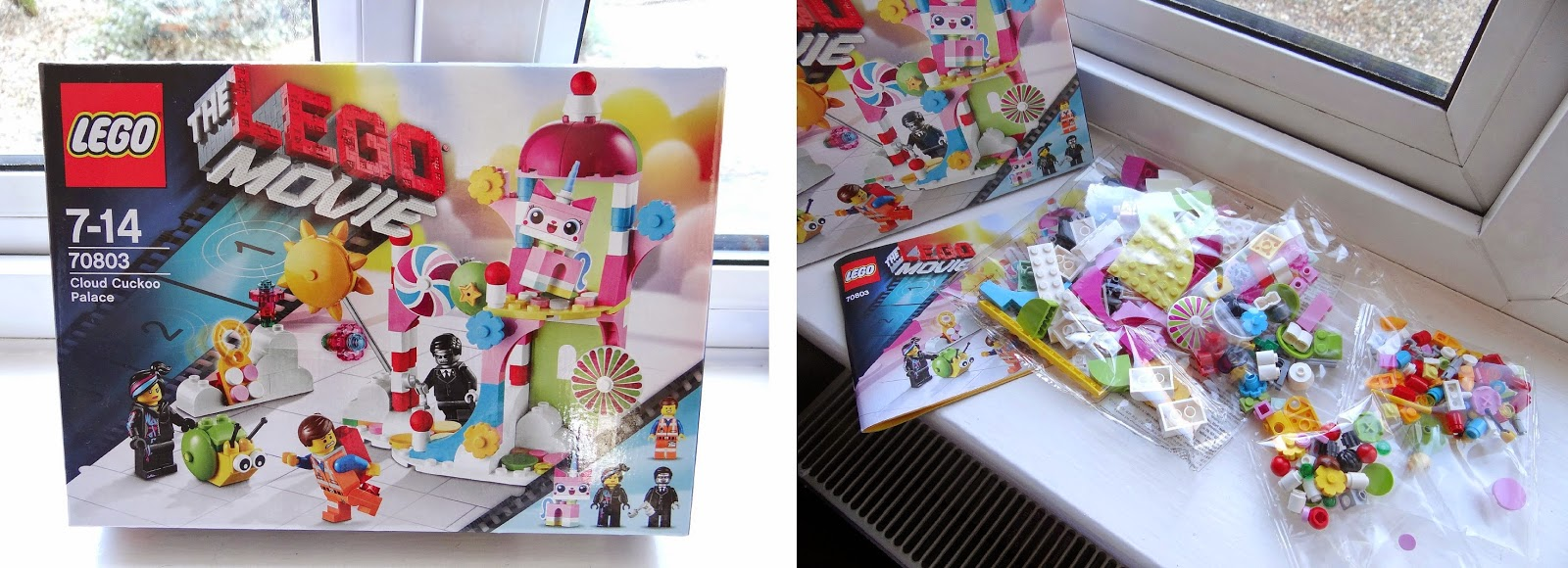 LEGO Spring 2014, LEGO The Movie Cuckoo Palace, LEGO Unikitty