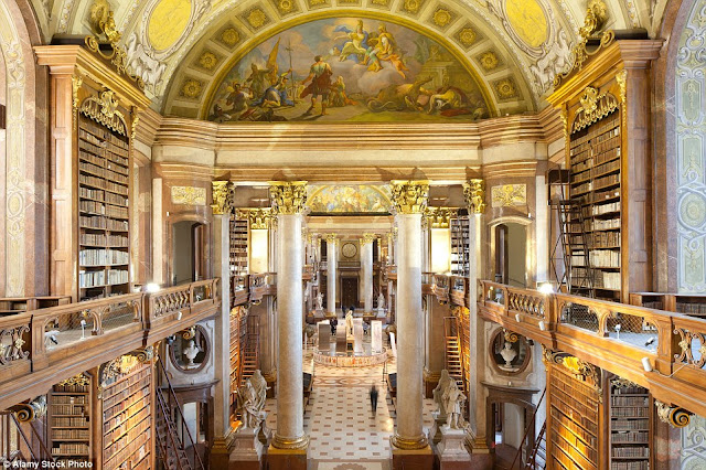 La Biblioteca Nacional de Austria